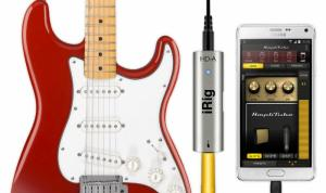 iRig-A for Samsung Android