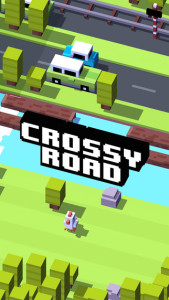 Crossy Road app