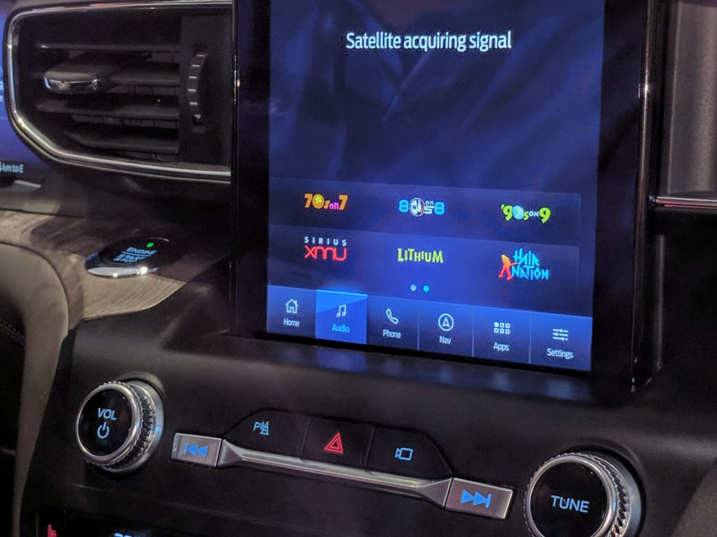 Enhanced Sync 3 Infotainment System Featured In 2020 Ford Explorer